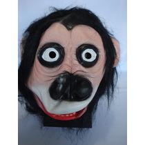 Mascara Gorila Festa Fantasia Haloween