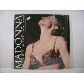 Ld - Laserdisc Madonna - The Girlie Show - Live Down Under