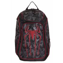 Mochila Back Pack Spider Man El Sorprendente Hombre Araña