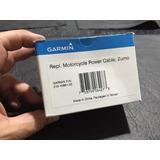 Cable Cargador Garmin Zumo 500 550 Original Nuevo En Caja