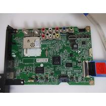 Placa Principal Da Tv Lg Modelo 49lf5500 Eax66167204