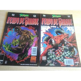 Spawn - Feudo De Sangue - Mini-série Em 2 Edições