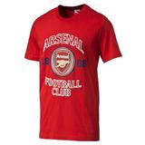 Camisa Arsenal Puma Vermelha - Afc Graphic