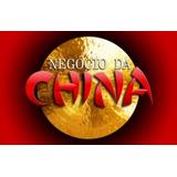 Novela Negócio Da China Em 15 Dvds - Frete Grátis