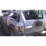 Hyundai Galloper Desarme
