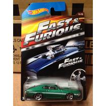 1 Auto Grand Torino Sport Hot Wheels Rapido Y Furioso 2015