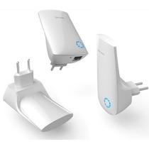 Repetidor Wi-fi Tp-link Compacto De Fácil Configuração