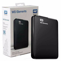 Hd Externo Wd Elements Portátil 1tb Usb 3.0 Super Oferta