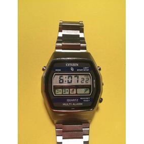 Reloj Citizen Digital Multi Alarm Cq
