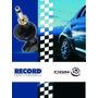Kit X 2 Amortiguador Record Delantero Renault 21 R21 (3871)