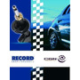 Amortiguador Record Trasero Renault 21 R21 Courrier (3873)