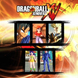 Dragon Ball Xenoverse Ps3 Dlc Gt Pack Triple | Metroid Games