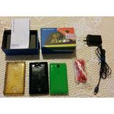 Celular Nokia Asha 503 Impecable 2 Fundas De Regalo