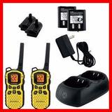 Radios Motorola Talkabout 50km 2-way A Prueba De Agua Ms350r