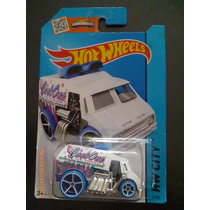 Camioncito Juguete Hw City Hot-wheels Cool-one 3/250 (2015)