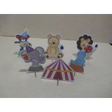 Display Festa Circo4, De Mesa,decoração Infantil,mdf