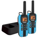 Uniden Gmr4055-2ck Radio Dos Vias Con Cargador En Color Azu