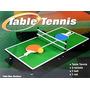 Mini Portátil De Mesa Mesa De Ping Pong (ping-pong) Juego S