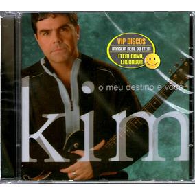 Cd Kim Meu Destino É Você - Vocal Banda Catedral Lacrado