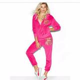 Victorias Secret Pink Pantalon Terciopelo Plush Divino!!