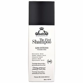 Shampoo Alisante The First Sweet Hair 980ml + Brinde Premium