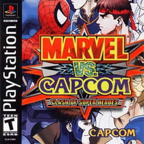 Patch - Marvel.vs.capcom - Psp-ps1- Ps2 -pc