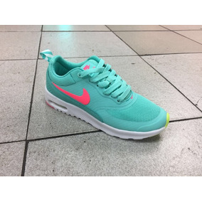 Zapatos Nike Air Max Thea Para Damas (2017)