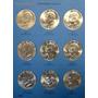 Dollar Esenhower Y Susa B. Anthony 1971 Al 1999 Set Completo