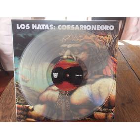 Los Natas Corsario Negro Vinilo Lp