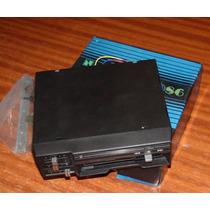Estereo Cassette Norman Ns-086 Nuevo 7+7w Sin Radio Negro C.
