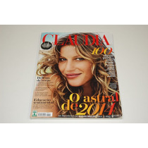 Revista Cláudia Janeiro 2014 - Gisele Bündchen