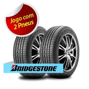 Kit Pneu Bridgestone 205/55r16 Turanza Er300 91v 2 Unidades