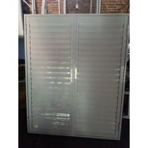 Postigon De Aluminio 150 X 110 2 Hojas