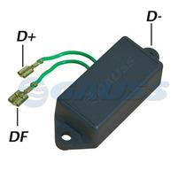 Regulador Voltagem 28v 55a Campo Positivo Gauss Vw Ga017