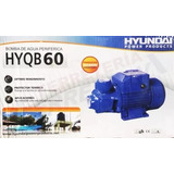 Bomba De Agua Periferica Hyundai 1/2 Hp 110v Nueva