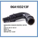 Mangueira Respiro Suspiro Audi A3 1.8t Vw Golf Mk4 Gti 1.8t