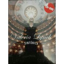 Valeria Lynch Sinfónico Cd Dvd Nuevo Sellado