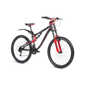 Bicicleta Mercurio Kaizer Dh Rodada 26 Doble Suspensión 2017