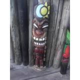 Escultura De Madera Tallada