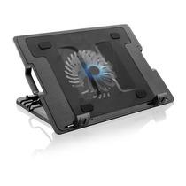 Base Cooler Notebook E Netbook Ajuste Até 17´´ Usb 2 Portas