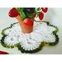 Toalhinha De Croche Kit Com 4