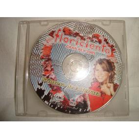 Floricienta Gran Rex 2001 Dvd Original En Caballito