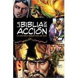 La Biblia En Acción The Action Bible Nuevo Y Sellado - *sk