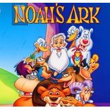 Dvd Desenho Biblico Arca De Noé - Moisés Com 2 Dvds