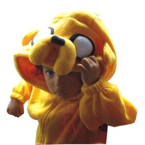 Disfraz Jake Hora De Aventura Talla 2 Bebe 9 Meses A 2 Años