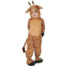 Disfraz Para Niña Traje De Halloween De La Jirafa Del Niño