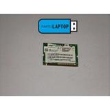 Tarjeta Wifi Toshiba M40 M45 P/n. V000053990 Antena Internet