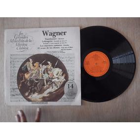 Discos Lp. Ricardo Wagner. Tannhauser Obertura. 4ele