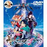 Macross Delta Serie Completa Dvd-hachi Anime