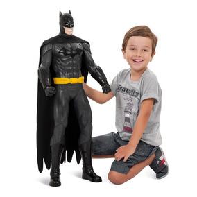 Brinquedo Boneco Batman Begins Grande 80 Cm Arkhan Original